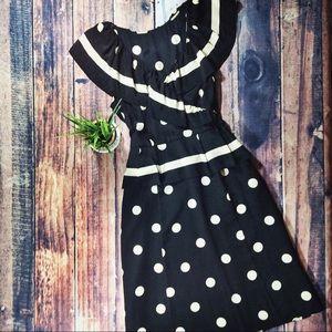 [Anthro] Tracy Reese Polka Dot Dress